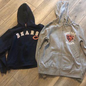 Chicago Bears hoodie bundle